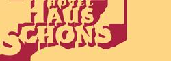 Hotel Haus Schons Logo